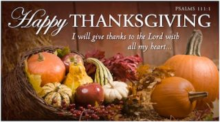 Thanksgiving Reflection: Love Is Not Satisfied With Sharing - Veterans Today