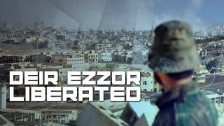 """<div><img width=""""320"""" height=""""180"""" src=""""https://www.veteranstoday.com/wp-content/uploads/2017/11/Deir-Ezzor-Liberated-320x180.jpg"""" alt=""""""""></div>…from SouthFront ISIS gave up the ghost in Deir Ezzor city after the Tiger Forces and the Republican Guard had liberated the key neighborhoods of al-Hamidiyah and Sheikh Yassin and advanced on the remaining ISIS positions in Ardhi and Rashdiyah. On November 3, the SAA retook Uthaniyah and al-Hawiqah from ISIS and liberated the entire […]"""