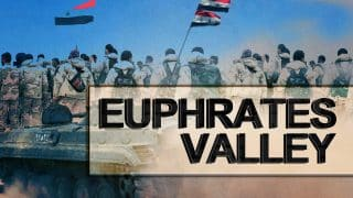 "<div><img width=""320"" height=""180"" src=""https://www.veteranstoday.com/wp-content/uploads/2017/11/EUPHRATES-VALLEY-320x180.jpg"" alt=""""></div>…from SouthFront ISIS cells have unexpectedly captured 8 villages from Hayat Tahrir al-Sham (formerly Jabhat al-Nusra, the Syrian branch of al-Qaeda) in the northern Hama countryside. ISIS captured Abu Hariq, Ma'sarah, Abu Kusur, Tulayhat, Aliya, Suruj, Abu Marw and Umm Sahnk. The village of Abu Khanadiq is contested. This is the second time that ISIS […]"