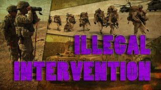 """<div><img width=""""320"""" height=""""180"""" src=""""https://www.veteranstoday.com/wp-content/uploads/2017/11/Illegal-Intervention-320x180.jpg"""" alt=""""""""></div>…from SouthFront On November 23, the Syrian Arab Army (SAA), the Tiger Forces and their allies continued their operation against ISIS on the western bank of the Euphrates. Pro-government forces have established control over the villages of Mahkan, Quriyah, Subaykhan, Kashma and Tashreen. On the same day, Tu-22M3 strategic bombers struck positions of ISIS in […]"""
