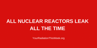 All Nuclear Reactors Leak All the Time
