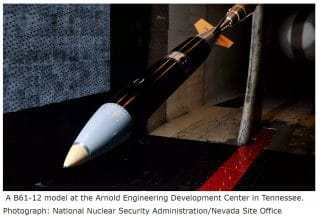 Julian Borgerin Washington The US is to spend billions of dollars upgrading 150 nuclear bombs positioned inEurope, although the weapons may be useless as a deterrent and a potentially catastrophic security liability, according to a new report by arms...