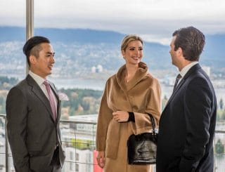 The story begins with the Trump International Hotel and Tower in Vancouver where finance deals cut while Ivanka held an active TS/SC (highest) security clearance may have met with Chinese intelligence agents