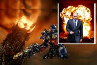"""Confirm that everything I said is no bluff, send into retirement those stuck in the past and incapable of looking to the future, [and] stop rocking the boat that we all ride in, called planet Earth."" – Putin: Checkmating Rothschild psychopathic arms m..."