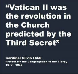 The Material Heretic Must Still Be Avoided By: Eric Gajewski VISIT TRADCATKNIGHT.BLOGSPOT.COM DAILY! I will try to speak in laymen's terms as best as possible for the sake of those confused as to where they can go to Mass or not. Before I start we must...
