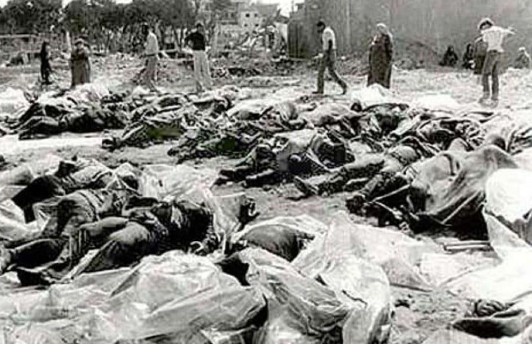 """deir yassin 1 - """"Algunas de las masacres de civiles palestinos luego de la fundación del ente sionista de Israel en 1948"""""""