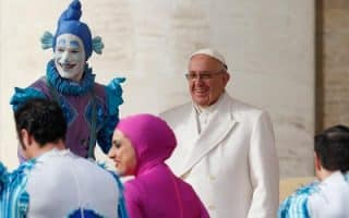 Further Francis Fiendish Attacks Upon the Faith By: Eric Gajewski Yes, the Francis FunFactory continues! All is well in Novus ordo Land, right? This past week demonstrated yet again how Francis is an enemy of the Catholic Church. He is not Pope. The do...