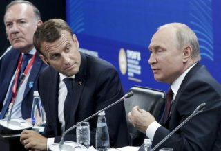 Jim W. Dean - Some high stakes geopolitical poker has been going on at the Saint Petersburg Forum, where once again Putin is holding the stage as ground zero for free trade and a multi-polar world.