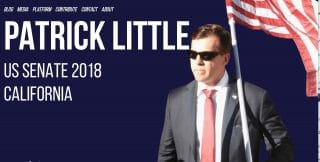 The top Republican Senate candidate in California puts Israel's false flag attacks on the USA at the top of his agenda.