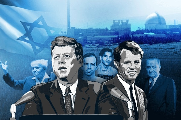 Did Israel Kill the Kennedys? – Veterans Today | Military Foreign Affairs Policy Journal for Clandestine Services