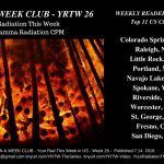 MILLION A WEEK CLUB - YRTW 26 - Your RadWeather Report