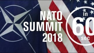 Jim W. Dean -  This year's NATO summit will hopefully tear off the the thin veil on the hoax of NATO as a defensive organization.