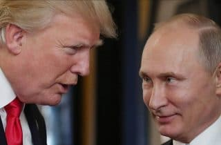 """A new war is coming, Iran is the immediate target, and Russia is warned to """"stand aside"""", though we all know Russia will be next. Was Putin """"owned"""" at Helsinki?"""