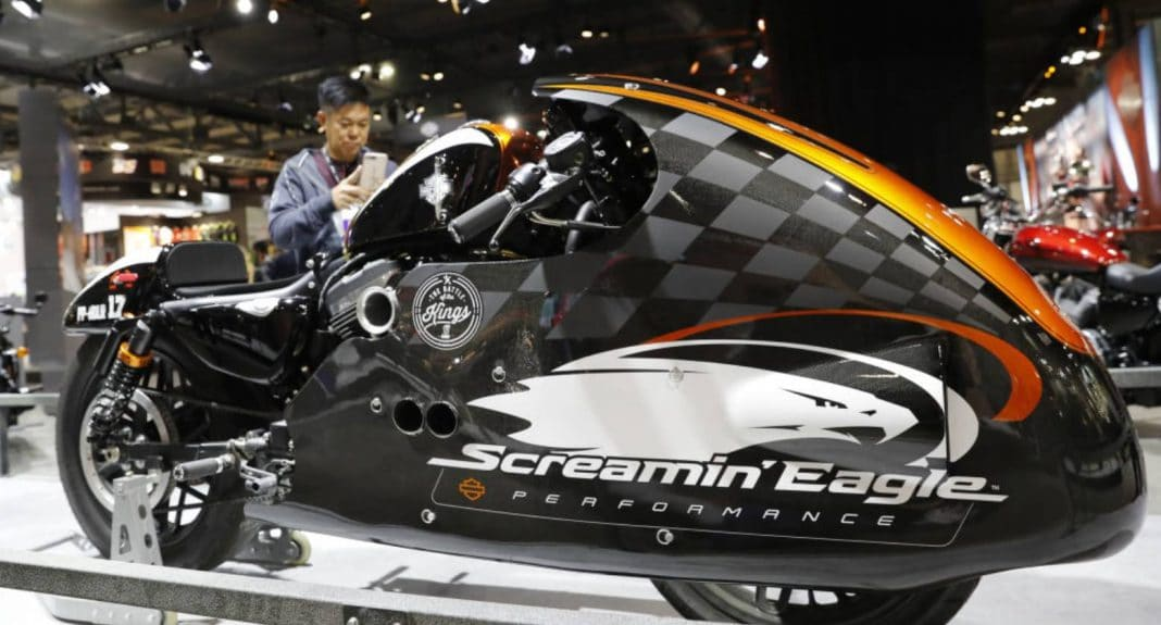Harley Davidson: Trump Fail: Harley Davidson And Indian To Move Production
