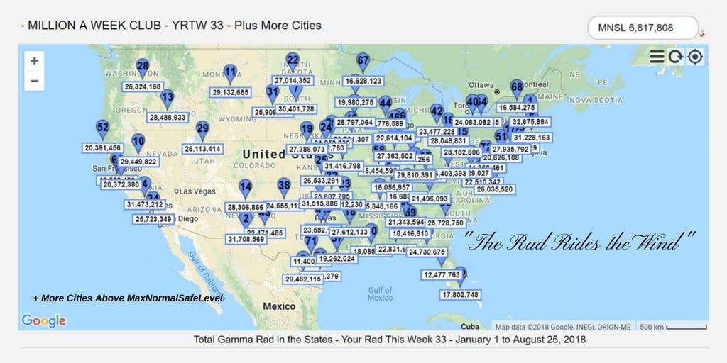MILLION A WEEK CLUB - YRTW 33 -