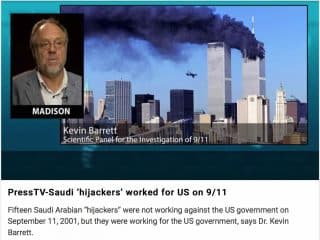 """Soufan and many other former national security officials have said that 9/11 was a bigger event than the assassination of John F. Kennedy, because """"9/11 changed the whole world."""""""