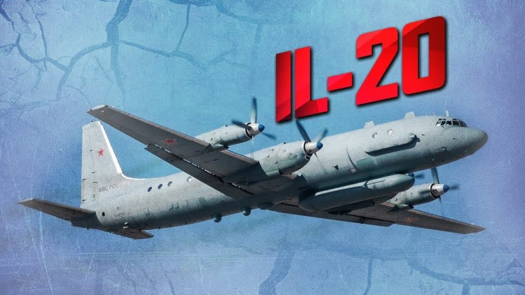 Syrian War Report  Russia Holds Israel Responsible for Downing IL 20