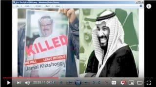 In an era of unbridled militarism, torture, debt enslavement, andjournalistic malfeasance the murder of Jamal Khashoggi capturesmassive global attention...