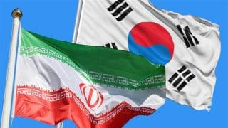 Iran is expanding bilateral ties with South Korea in the face of US actions.