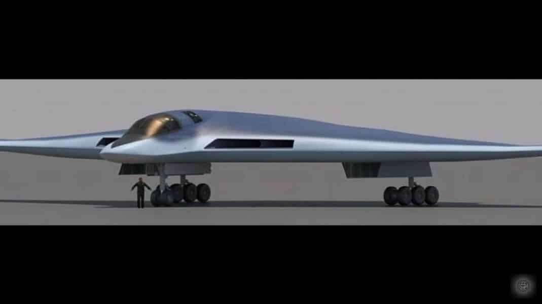 "China's New B2 Stealth Bomber to Eclipse ""America's Old Junk"