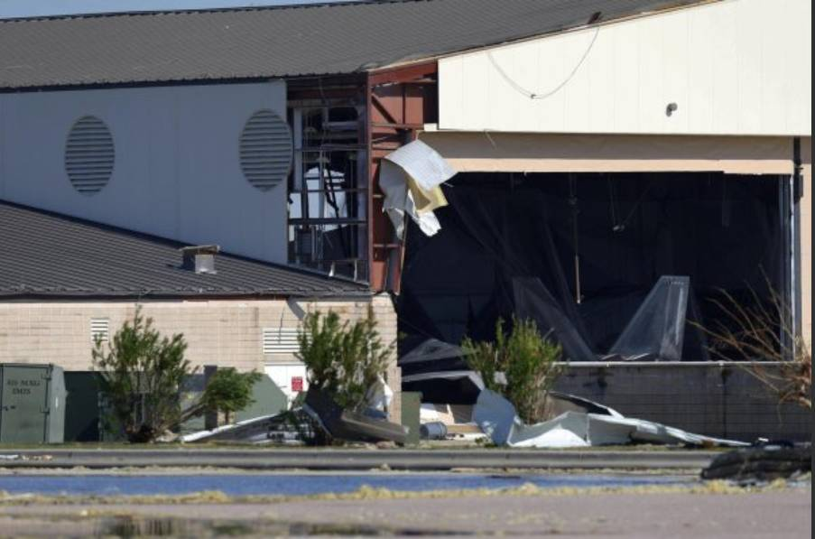 Tyndall air force base a complete loss amid questions for Tyndall afb alloggio cabine