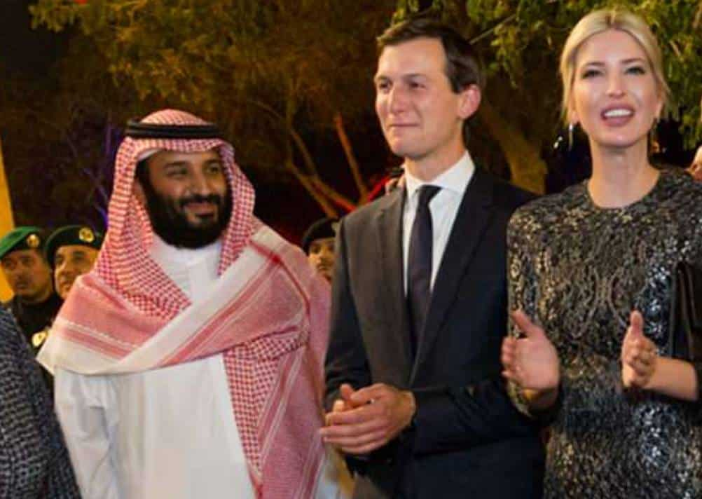 Image result for trump and mbs