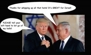 So was Israel somehow behind the Pittsburgh massacre?