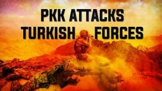 Syrian War Report – November 14, 2018: Turkish-PKK Conflict Escalates Amid Fresh PKK Attacks