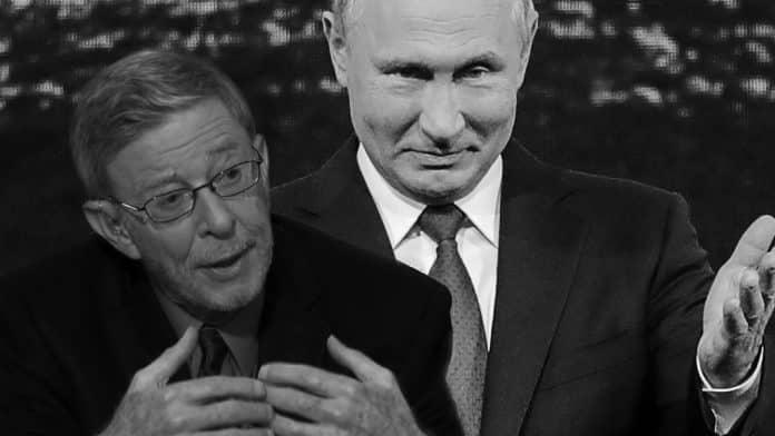 Stephen Cohen - Vladamir Putin