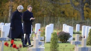 Top 3 Reasons Trump Could NOT visit the Military Cemetery in France
