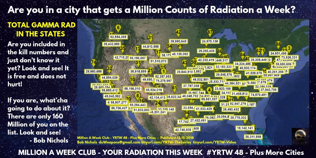 MILLION A WEEK CLUB - YRTW 48 - PLUS MORE CITIES