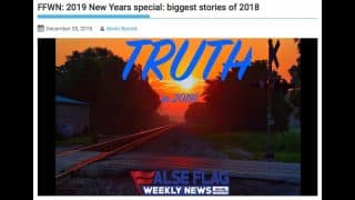 So...which story do YOU think was the biggest of 2018?