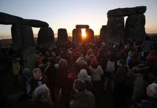 Happy solstice - enjoy and learn from Nature which points us to Nature's God/The Supreme Intelligence!