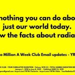 MILLION A WEEK CLUB – THERE'S NOTHING YOU CAN DO ABOUT IT