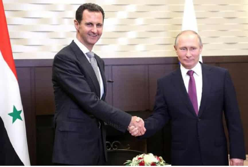 This is a victory: Arab countries recognized Assad