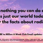 YRTW - MILLION A WEEK CUB - YRTW 2019-18