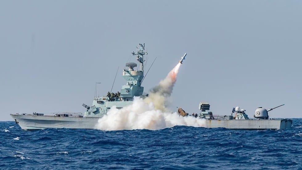 Israeli Navy ready to block Iranian oil exports in transit