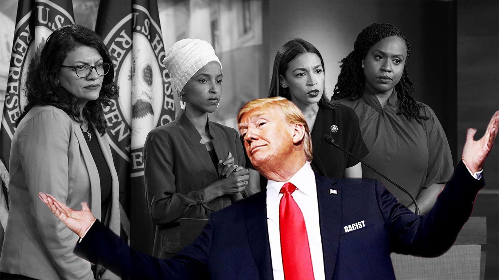 Racist Trump