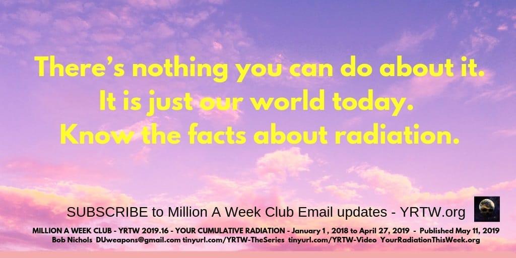 MILLION A WEEK CLUB - YRTW 2019.16 SKY