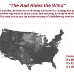 THE RAD RIDES THE WIND