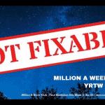 YRTW 2019-34 - Million A Week Club - The Movie