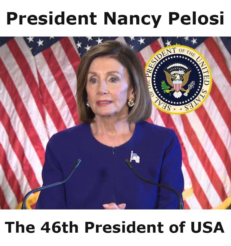 President Nancy Pelosi