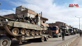 …from SouthFront Over the past days, Syria's northeast has been the main point of instability in the war-torn country. On November 10, the Turkish-backed coalition of militant groups, the Syrian National Army, announced that it was resuming it of...