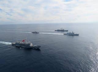 Breaking: Confirmed, Turkey closing the Black Sea to US Navy-NATO