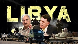 …from SouthFront In early 2020, Libya became one of the main hot points in the Greater Middle East with stakes raised by Turkey's decision to launch a military operation there. On January 5, President Recep Tayyip Erdogan announced that Turkey ha...