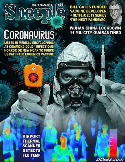 View From China: Coronavirus is Bio-war! – Phi Quyền Chính – Anarchism: The  Tao Of Anarchy