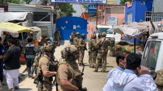 U.S. troops killed in ISIS attacks on Kabul airport
