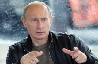 Vladimir Putin to New World Order: Traditional family still stands