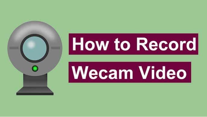 Record Webcam Video