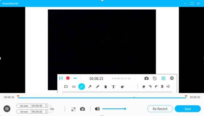 Save Webcam Video